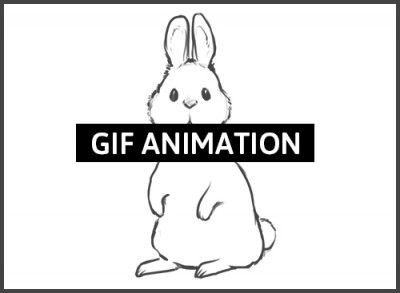 Bunny jump GIF